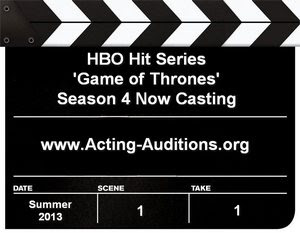 Game of Thrones Season 4 Actor Extras Casting