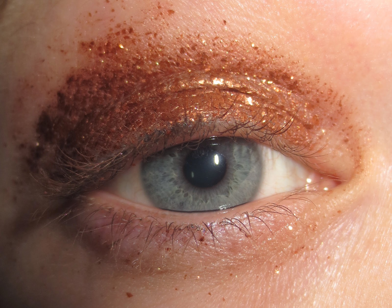 Stila Magnificent Metals Foil Finish Eye Shadow - Comex Copper