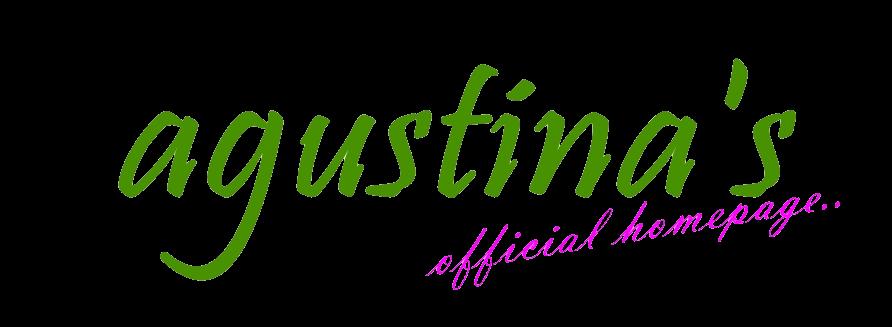 Agustina's Blog