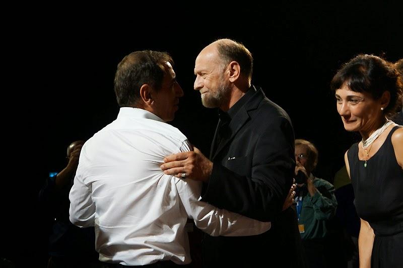 Mohsen Makhmalbaf, Misha Gomiashvili, The President