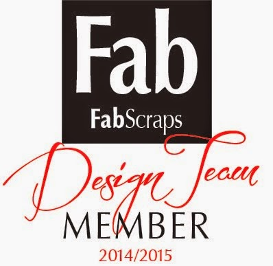 FabScraps Design Team Member 2014/2015