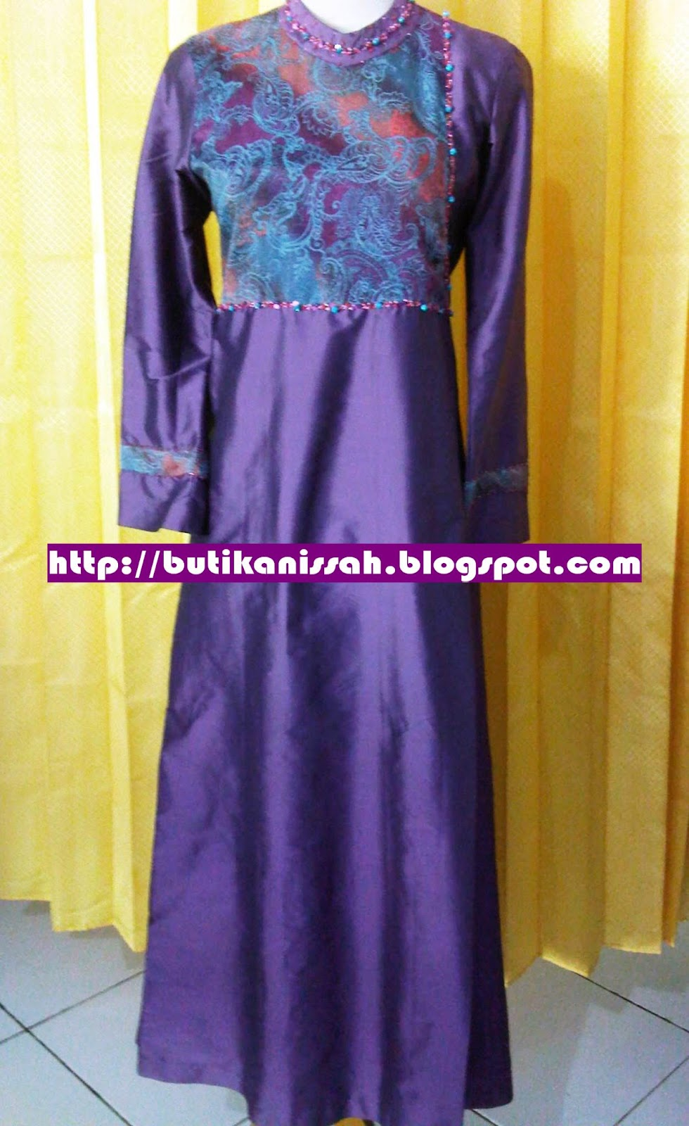 Gamis Terbaru Zoya The Image Kid Has It