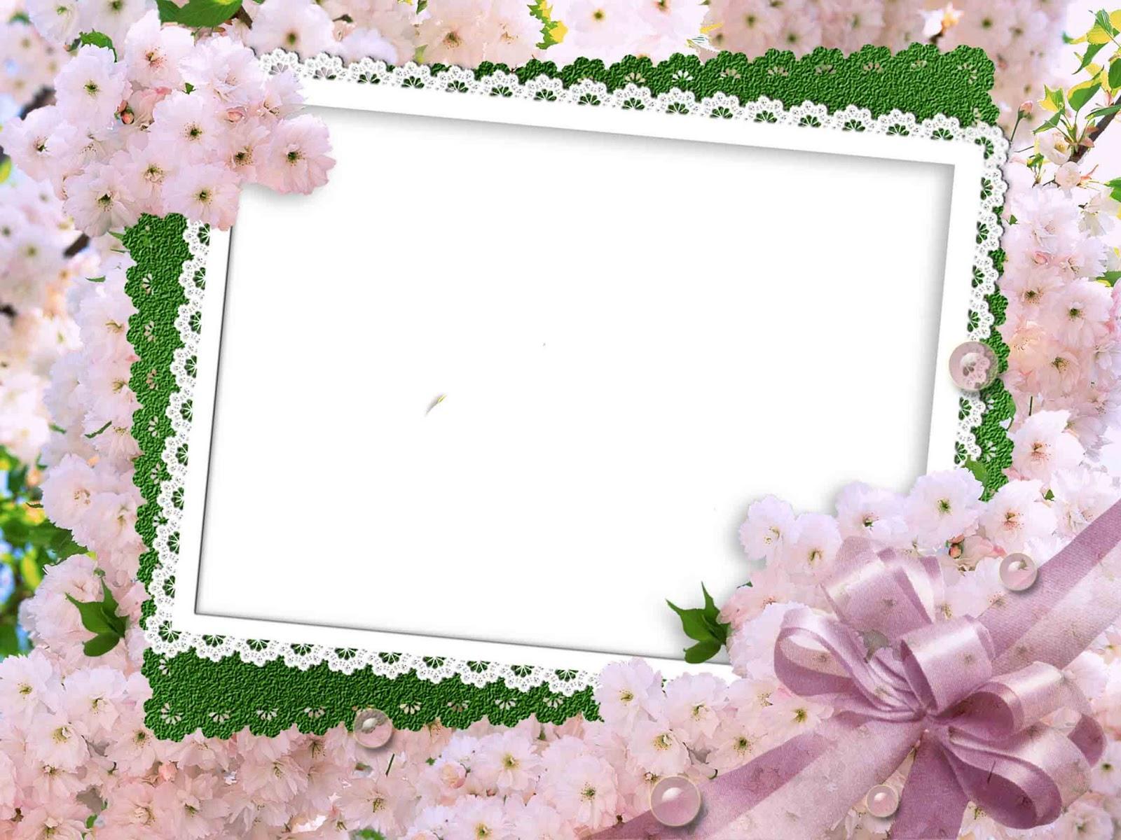 Beautiful Wedding Borders and Frames