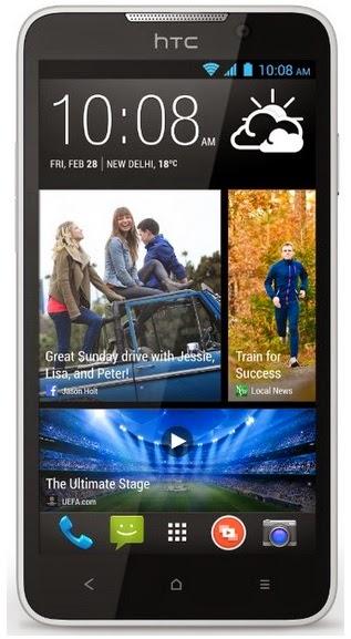 HTC Desire 516 (Pearl White)