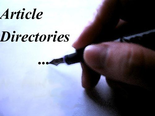 Do-Follow Article Directories