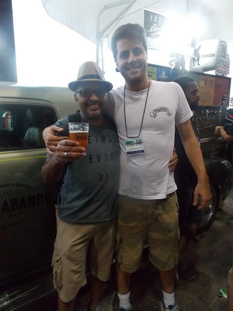 Ninkasi Beer Club no Mondial de La Biére