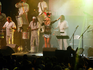 Beleza Brazil, a Samba band from Brazil