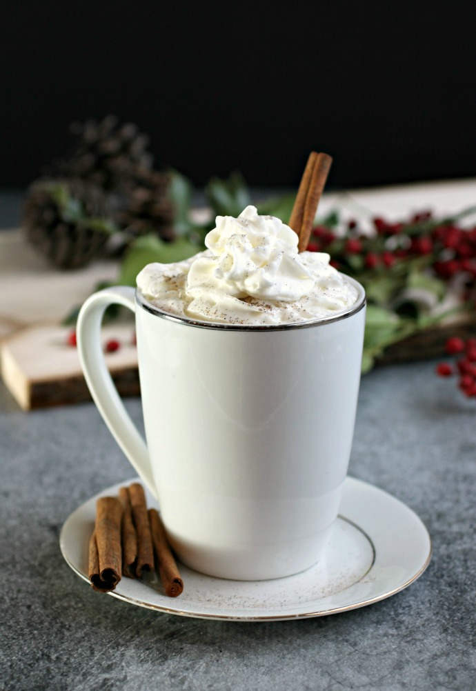 Ginger Hot Cocoa