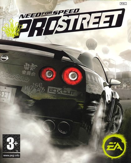 Need For Speed Prostreet [PC Full] Español [ISO] DVD5 Descargar