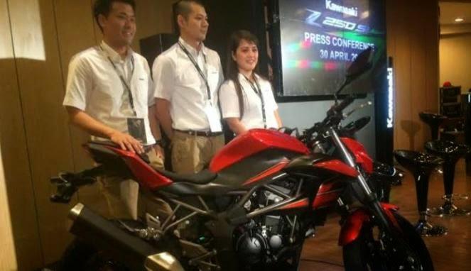RR Kawasaki Mono inch Bare inch will be Technically Introduced