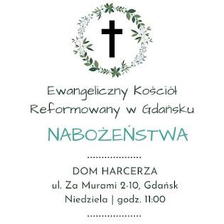 nabożeństwa w dniach 15 i 22 marca są odwołane.