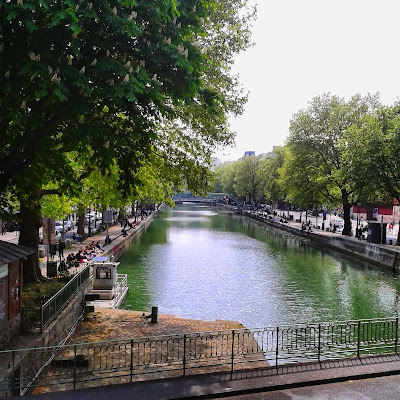 Canal Saint Martin / Paris / Photos Atelier rue verte /