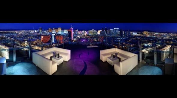 Ghostbar Las Vegas Palms