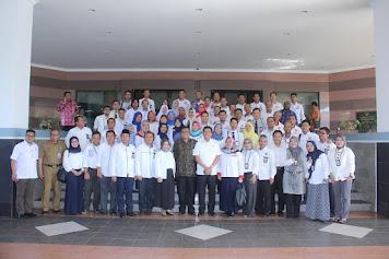 Personil PKP2A II LAN with Menpan RB