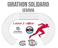 GIRATHON solidario 24h Segovia_ZUMBA en Segovia