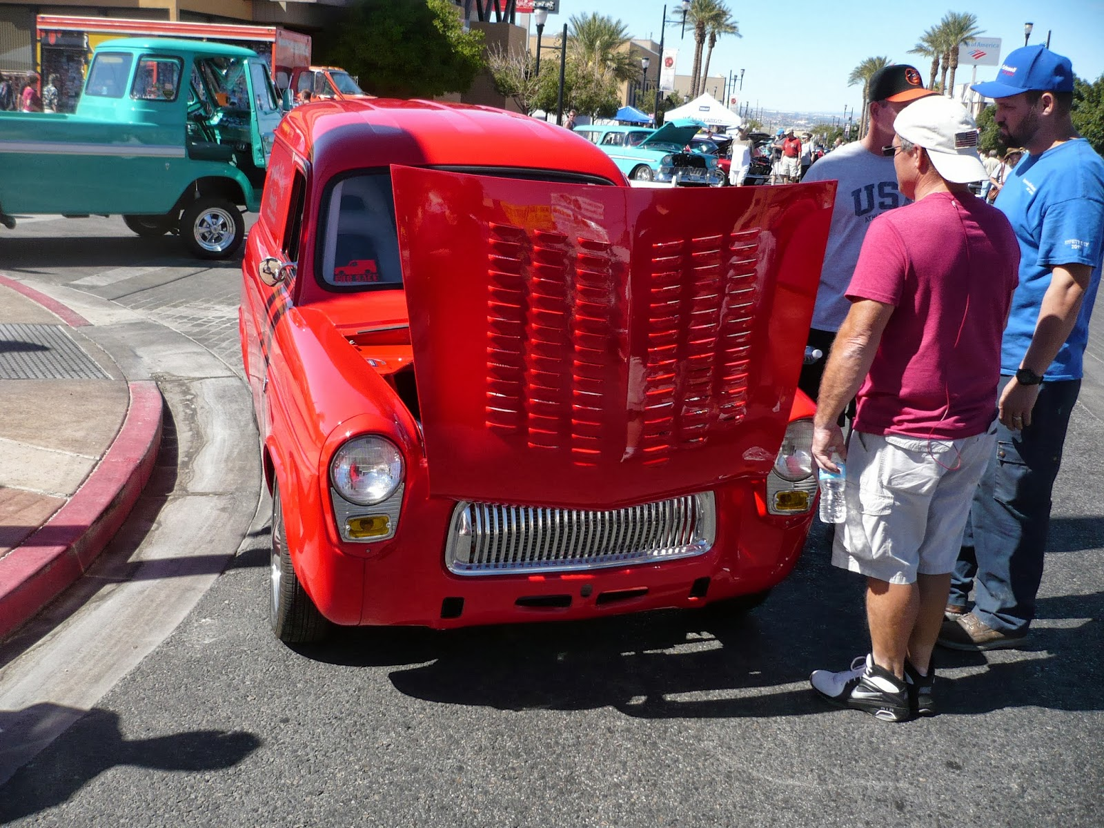 Henderson NV Water Street Car Show - Car show henderson nv