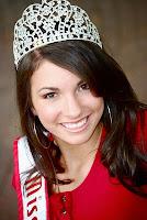 Jordan Somer, National American Miss