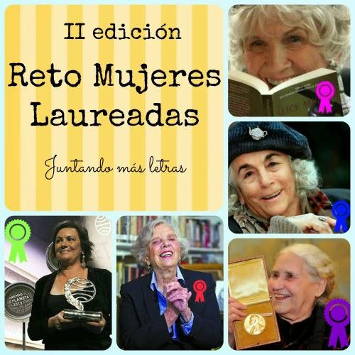Reto Mujeres Laureadas 2015