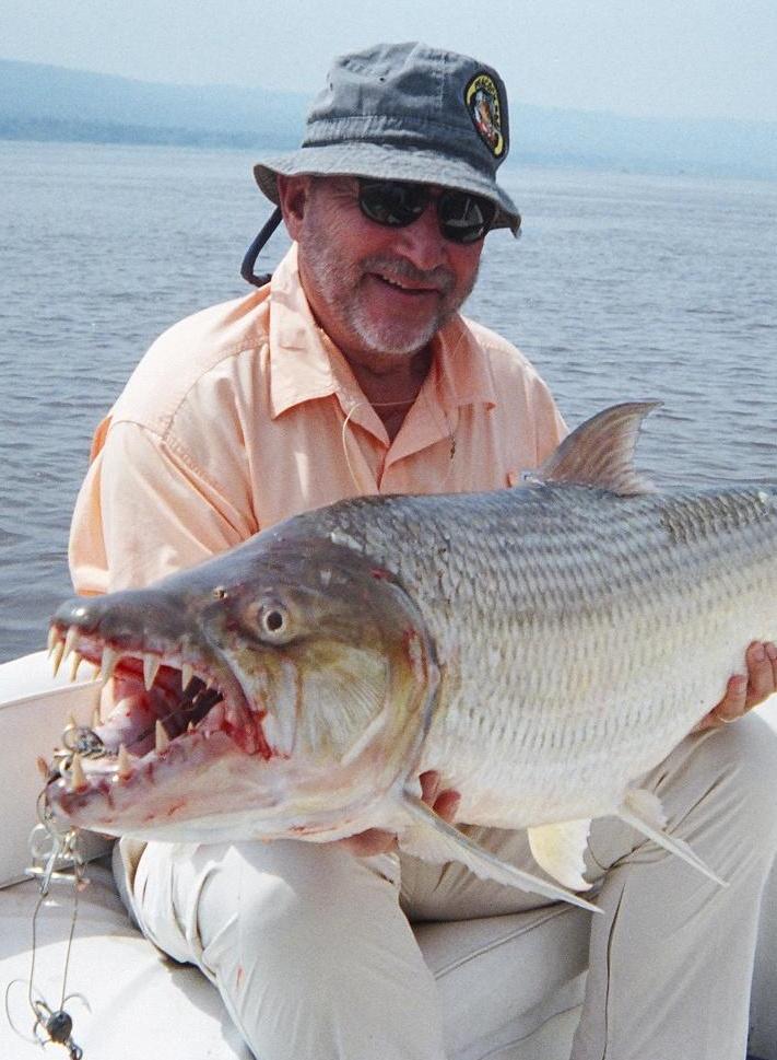 Pesca intorno al mondo predatori d 39 altri continenti for Grosso pesce di lago