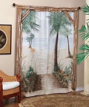 Tommy Bahama Island Botanical Comforter Set: