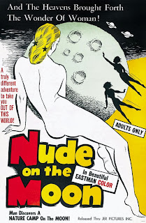 Nude On The Moon 1961