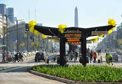 El Gobierno porteño dejó inaugurado el Metrobus de la 9 de Julio 0724_inauguracion_metrobus_g2_tel.jpg_1853027551