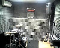 bisnis rental studio musik