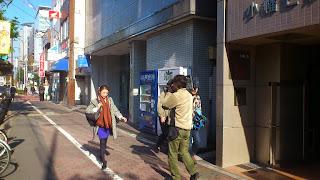 スーパーJチャンネル にて出張シェフ 撮影1