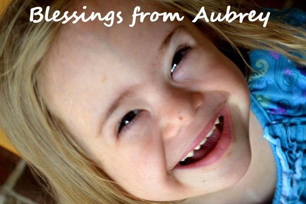 Blessings From Aubrey
