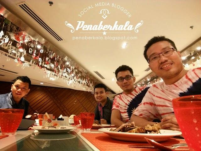 Hotel Pullman Putrajaya Fauzi Aryaan
