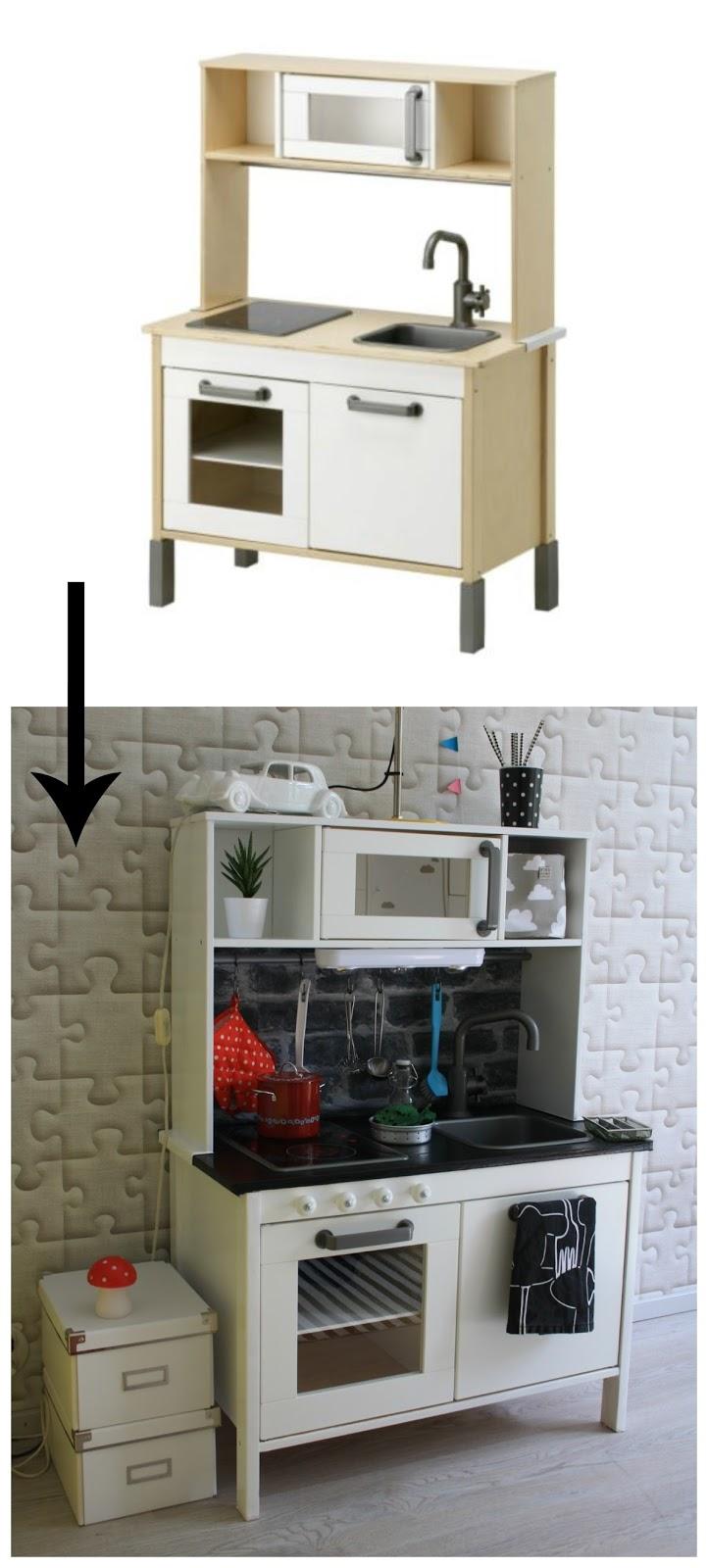 Ikea leikkikeittiö tuunaus – Teie vaimustus stiili