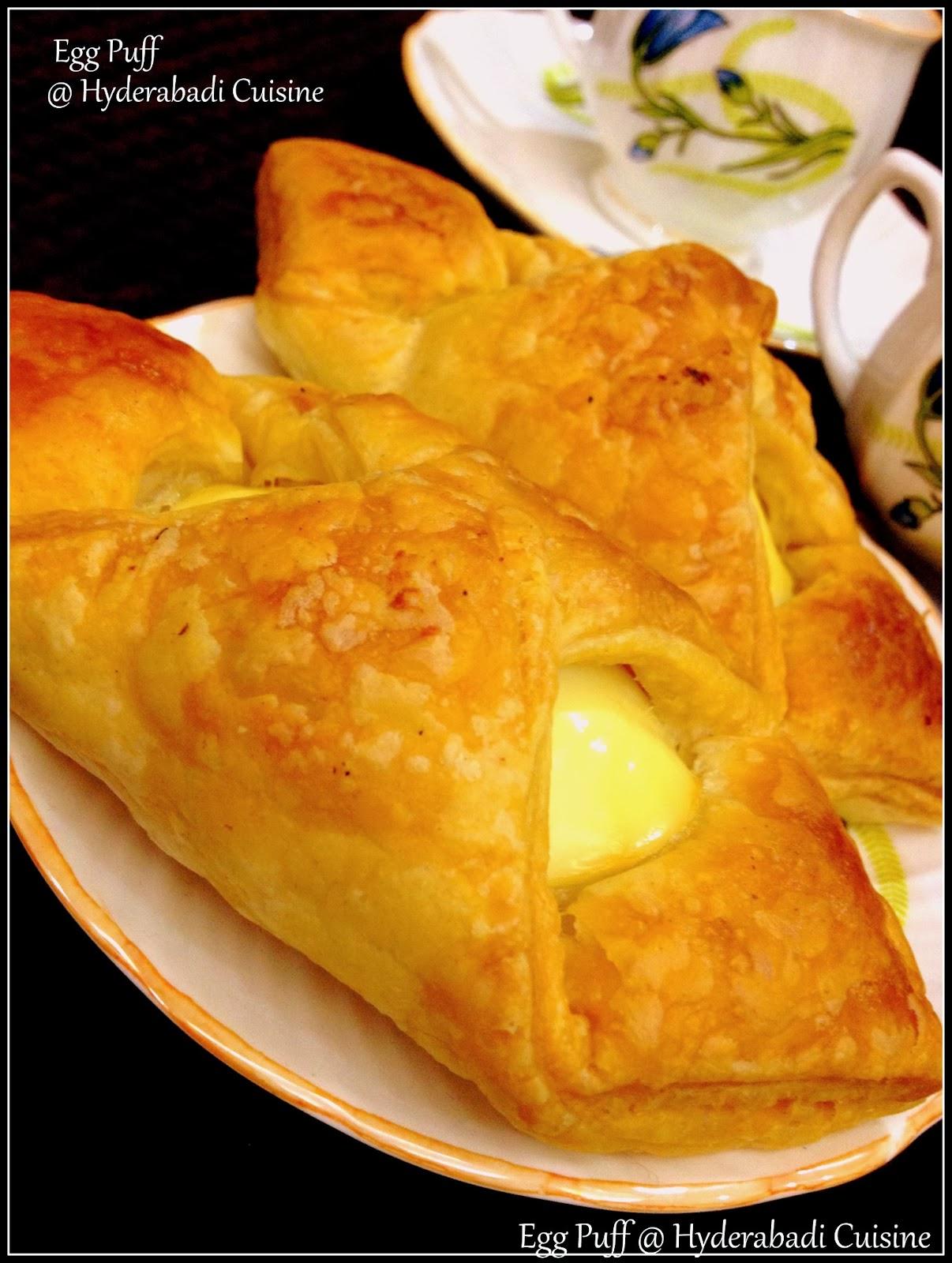 Hyderabadi cuisine egg puffs egg puffs forumfinder Choice Image