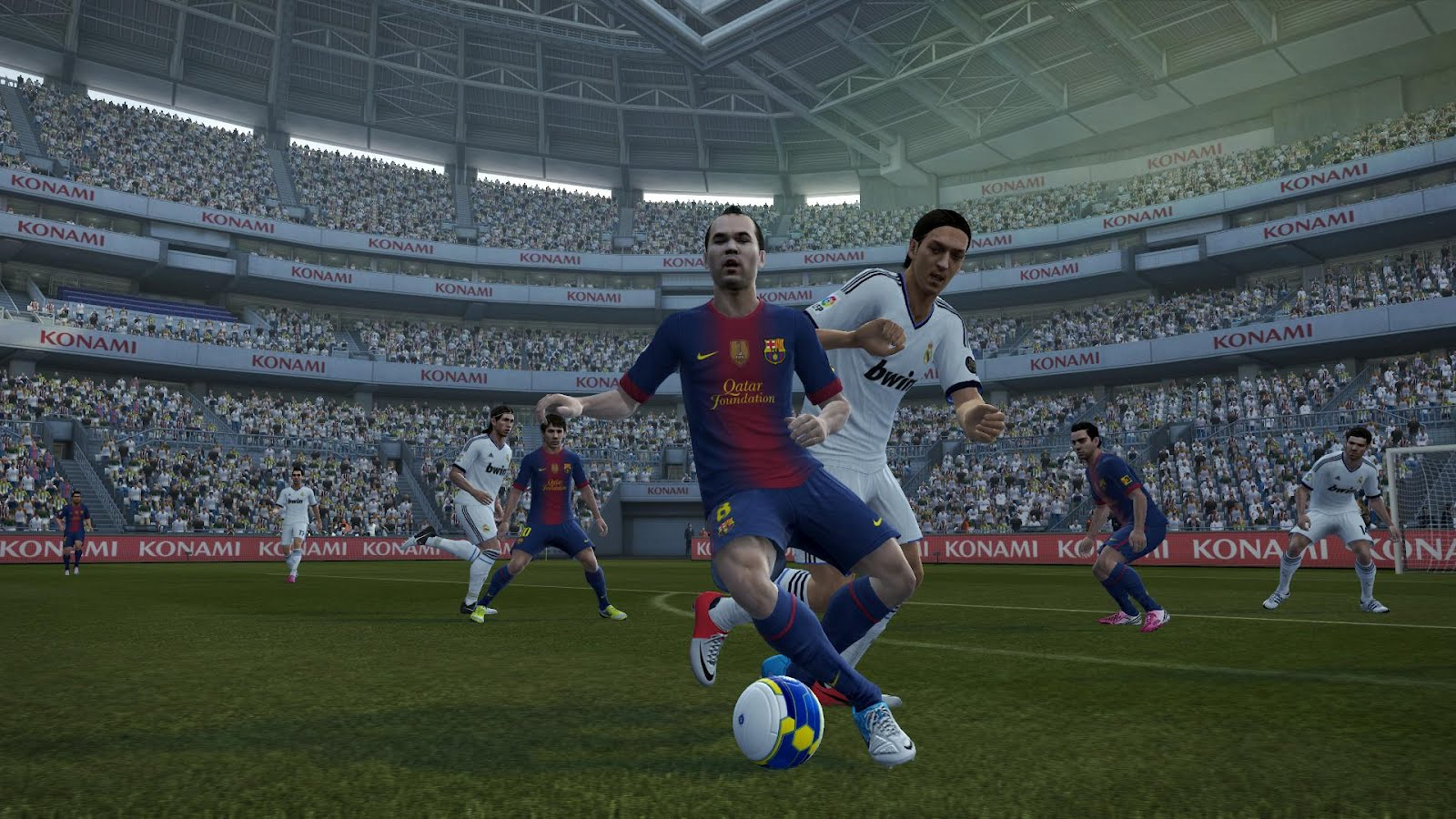 Adds 26 fully updated teams to PES 2013 Demo