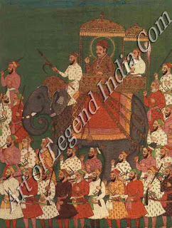 Empire builder, The great Moghul Emperor Akbar died in 1605, master of an empire that included most of India and Afghanistan. Unlike his predecessors, he had secured his conquests by creating a centralized administration and winning support through religious toleration. 2142
