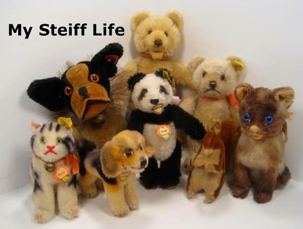 MY STEIFF LIFE