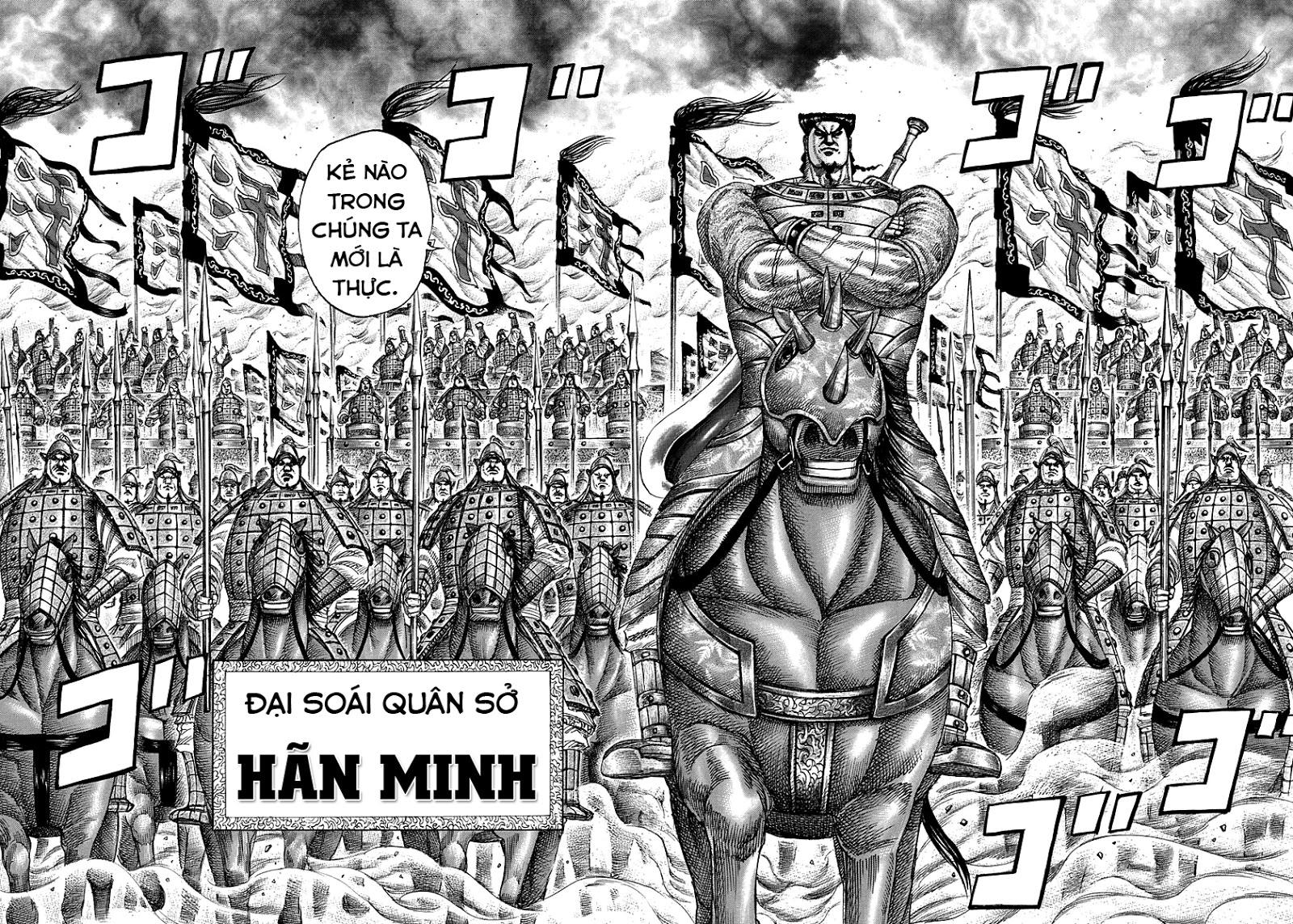 Kingdom – Vương Giả Thiên Hạ (Tổng Hợp) chap 310 page 16 - IZTruyenTranh.com