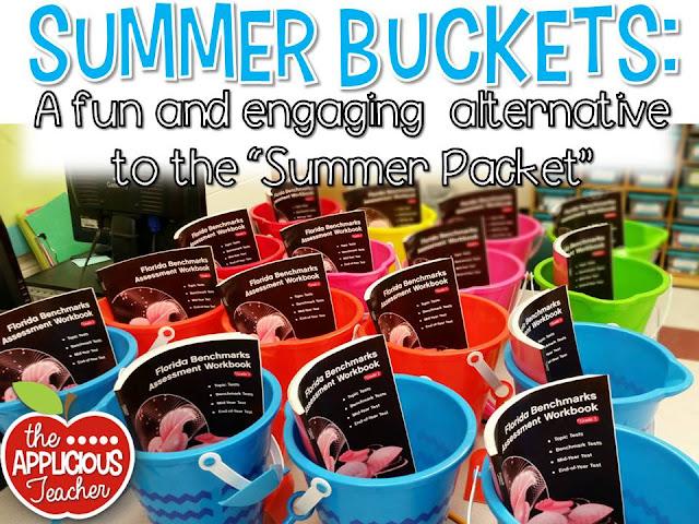 summer buckets summer review