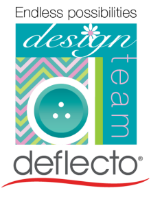 I am a designer for Deflecto