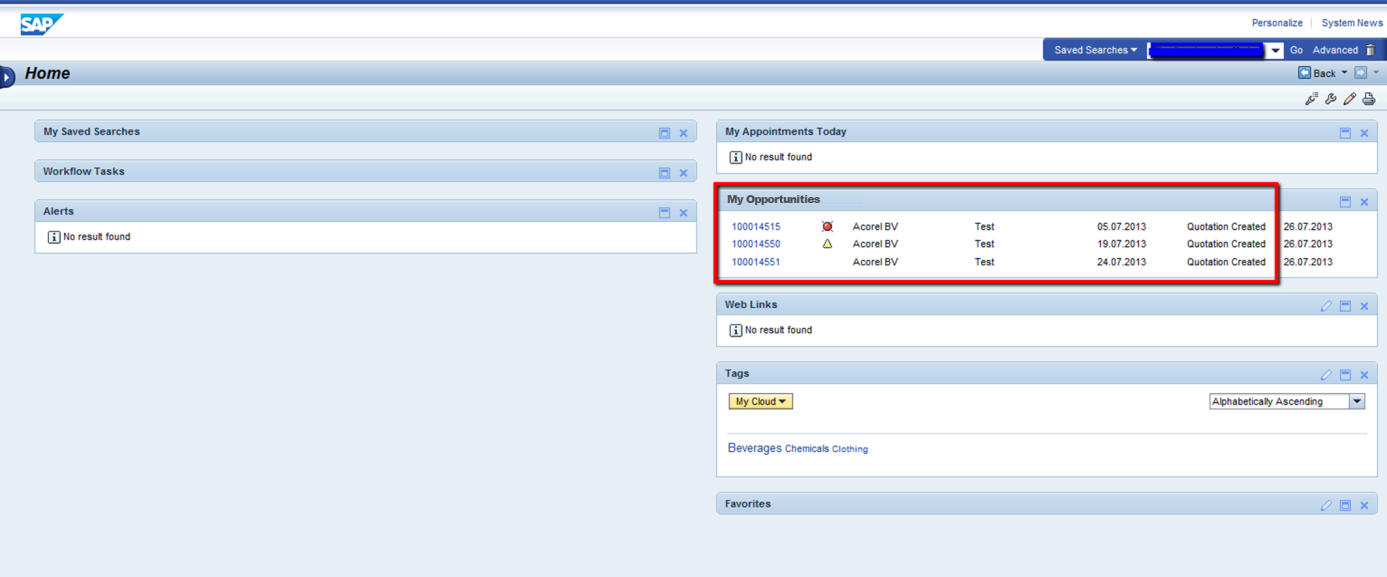 Adding Assignment Blocks in CRM 7 Web UI
