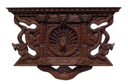 Handicraft Wood Carving