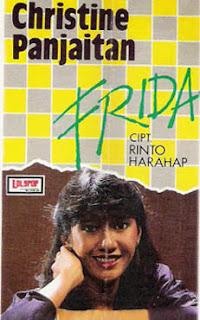 Christine Panjaitan Album Frida