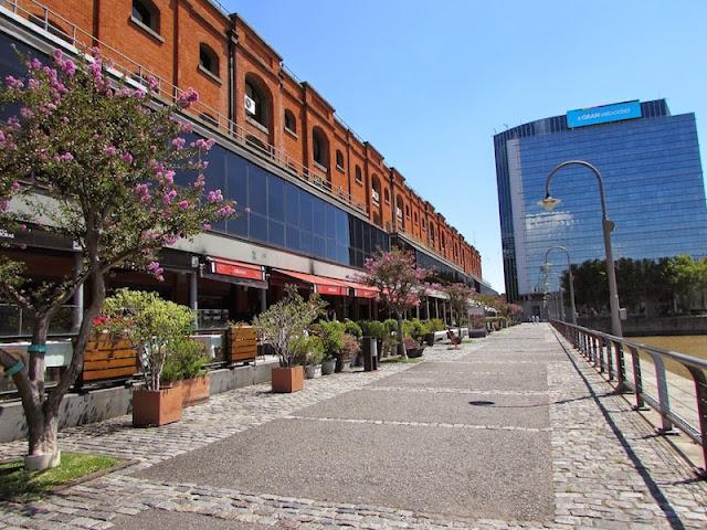 Restaurantes Puerto Madero