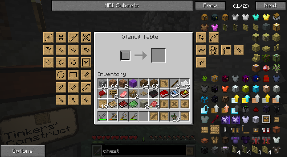 how to get more slots on a pickaxe tinkers