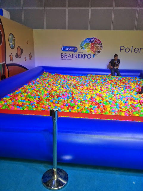 2015 brain expo educational event by enfagrow a weekend for Western pool show 2015