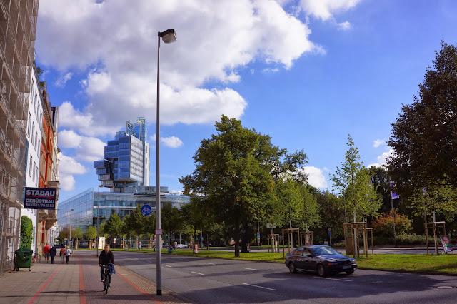 Picture of Norddeutsche Landesbank in Hanover, Germany