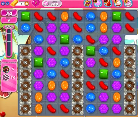Candy Crush Saga 900