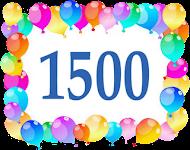 Sorteio 1500 Seguidores