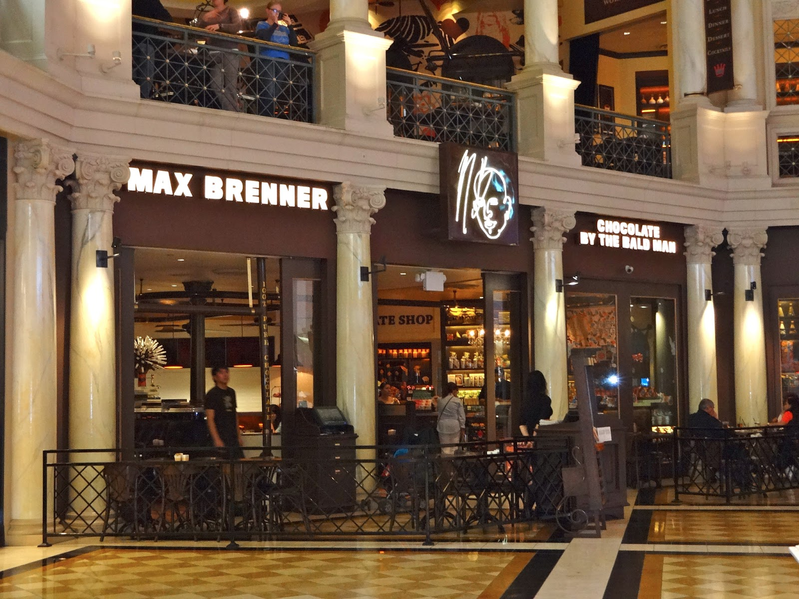 Pretty. Awkward. Life.: Eating Vegas: Max Brenner's Chocolate By ...