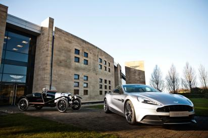 Aston Martin Vanquish Centenary Edition (2013) | 2013 Aston Martin Vanquish Centenary Edition | New Aston Martin Vanquish Centenary Edition : Aston Martin is celebrating its 100th birthday with special editions of the Aston Martin V8 Vantage, Aston Martin DB9, Aston Martin Rapide, Aston Martin Vanquish.