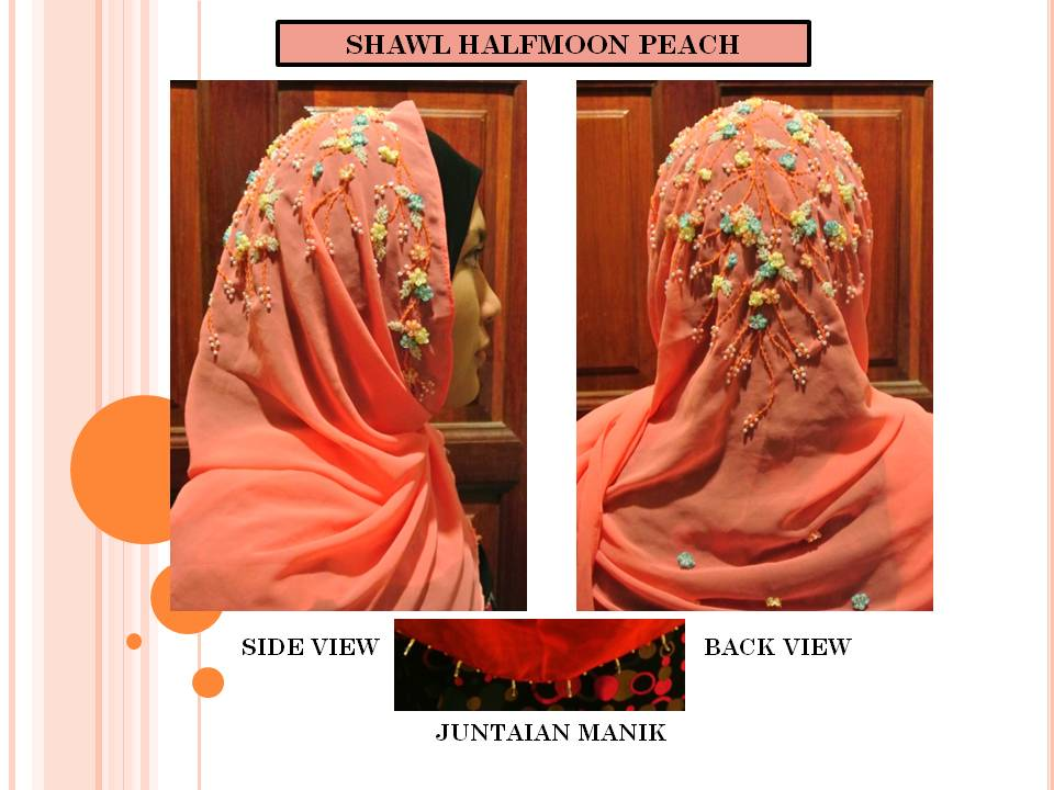 SHAWL HALFMOON SH01